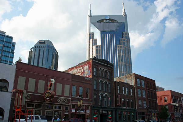 image of downtown Nashville