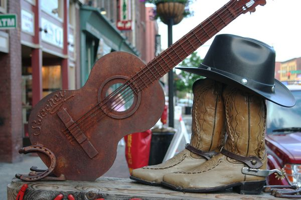 image of cowboy art