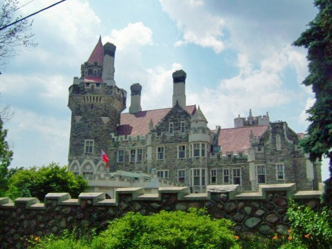image of Casa Loma in Toronto
