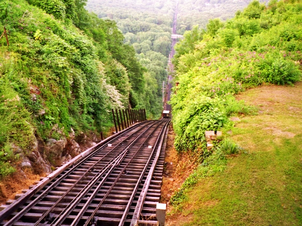 image of the incline railway