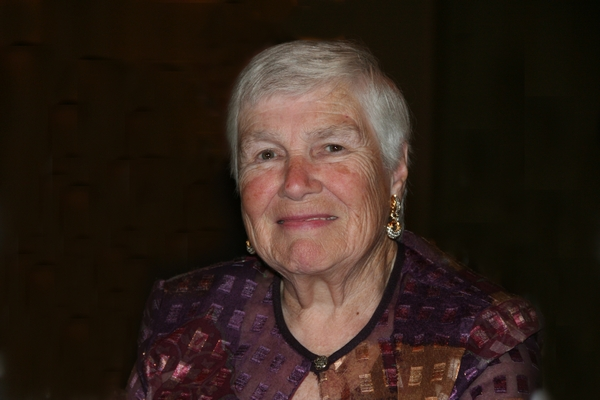 image of my grandmother and the face of http://grannyblogger.com