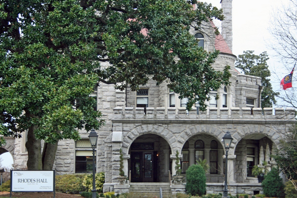 image of Rhodes Hall in Atlanta