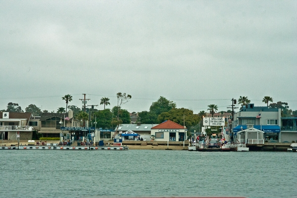 image of Balboa Island California