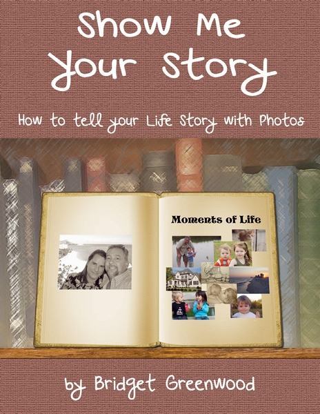 image of Show Me Your Story book available on Amazon