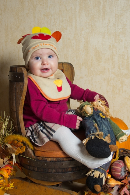 baby 1st thanksgiving